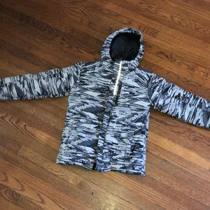 Boys Sz Medium Columbia Sportswear Winter Coat